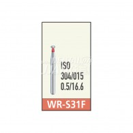 Dia-Burs Short Shank #WR-S31F