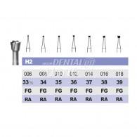 Carbide bur RA #33 1/2,34,35,36,37,38,39