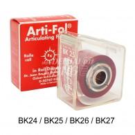 Arti-Fol Ultra Thin 8㎛ 양면 #BK24,BK25,BK26,BK27
