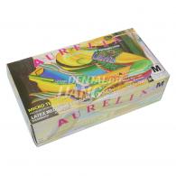 Aurelia Latex Gloves (Powder Free)