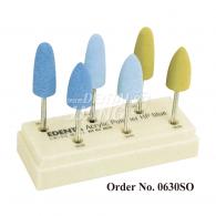 Acrylic Polisher HP blue Kit #0630SO