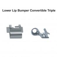 3M Lower Lip Bumper Convertible Triple