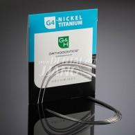 G4 Super Elastic Nickel Titanium Archwires #Standard From (Round)