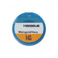 [전화문의] Maingold/Hera Solder 750 (후납 솔더)