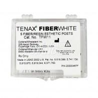 Tenax fiber white post Refill #TFW1