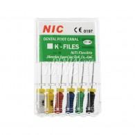NIC K-File 25mm