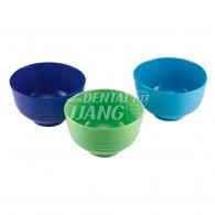 Color Rubber Bowl #HL-03330