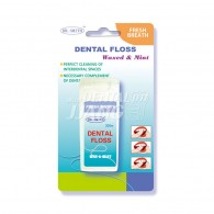Dental Floss Waxed & Mint