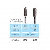 Sinter Diamond Points HP #G5331 (Super Coarse)