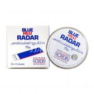 Radar Articulating Film #Blue/Red