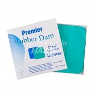 [단종] Premier Rubber Dam #민트 성인용 (Medium)