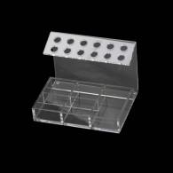 12 Syringe Resin Holder