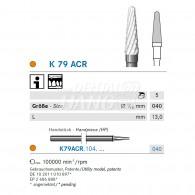 Ceramic Denture Bur #K79ACR-040