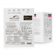 [100pair] MEDI-GRIP Glove Latex Powder Free