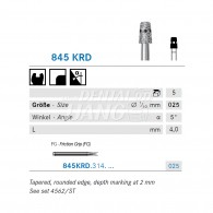 Diamond Bur FG #845KRD-025