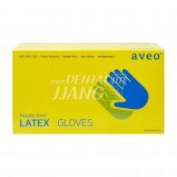 aveo Latex Glove (Powder Free)
