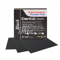 [성인용] Dental Dam Sheet #Black