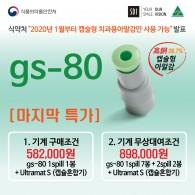 [특가] gs-80 + Ultramat S